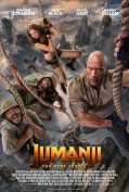 Jumanji: The Next Level poster, © 2019 Universal Pictures International