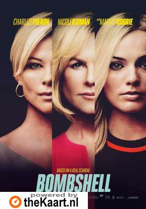 Bombshell poster, © 2019 Independent Films