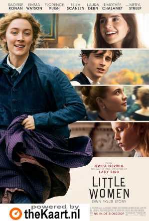 Little Women poster, © 2019 Universal Pictures International