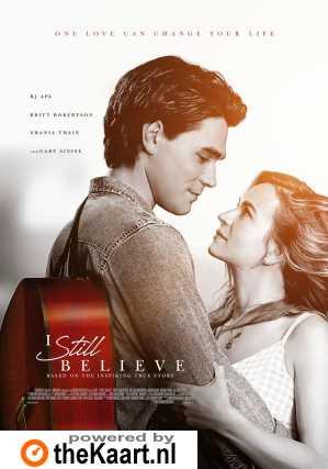 I Still Believe poster, © 2020 Dutch FilmWorks
