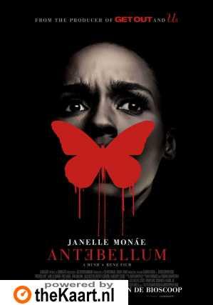 Antebellum poster, © 2020 Splendid Film