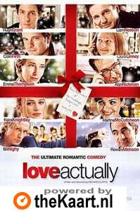 poster 'Love Actually' © 2003 United International Pictures (UIP)